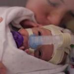Um bebê, um prodígio, uma lição contra os aborteiros