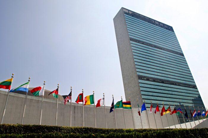 ONU se intromete no Senado brasileiro