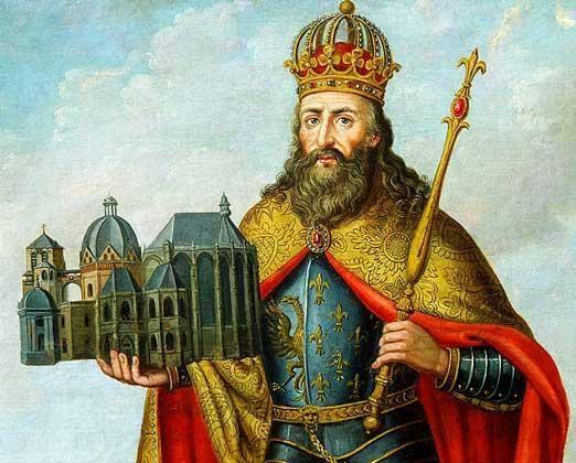 814 – 2014: 1200 anos do Imperador Carlos Magno — arquétipo de Imperador Cristão
