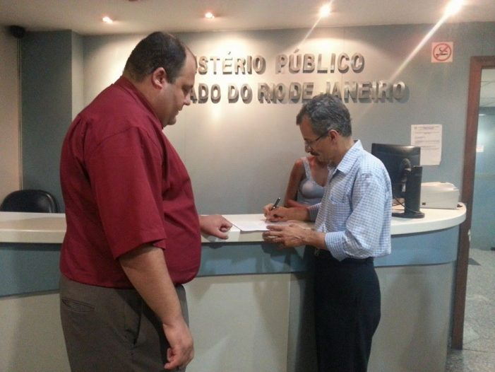 "Programa ""Portas do Fundo"" blasfema contra Deus, zomba da Fé e ultraja a maioria dos brasileiros"