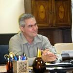 Dr. Júlio César Alfonso, diretor de Solidariedade sem Fronteiras