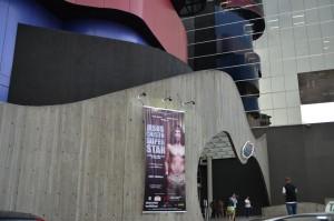 """Em frente do teatro """"Tomie Ohtake"""", ato público de protesto contra a peça blasfema """"Jesus Cristo Superstar"""""""