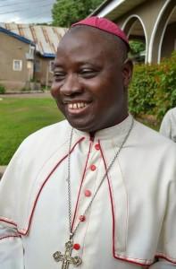 D. Inácio Kaigama, arcebispo de Jos, presidente da Conferência Episcopal da Nigéria