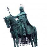 Estátua equestre do Rei Santo Estêvão