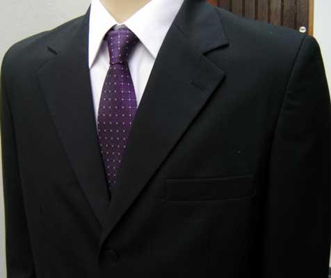 No verão, terno e gravata?