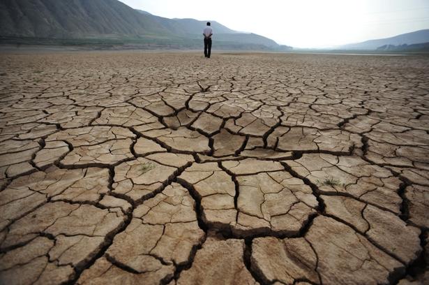 Estiagem: nada a ver com aquecimento global