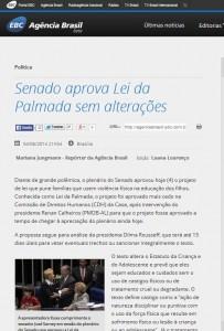 Se a presidente Dilma Rousseff não vetar essa esdrúxula lei (ela tem 15 dias úteis para decidir), os pais poderão