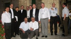 Bispos Leste2 - Vista de Limina - 2010, de acordo com os novos rumos e ventos