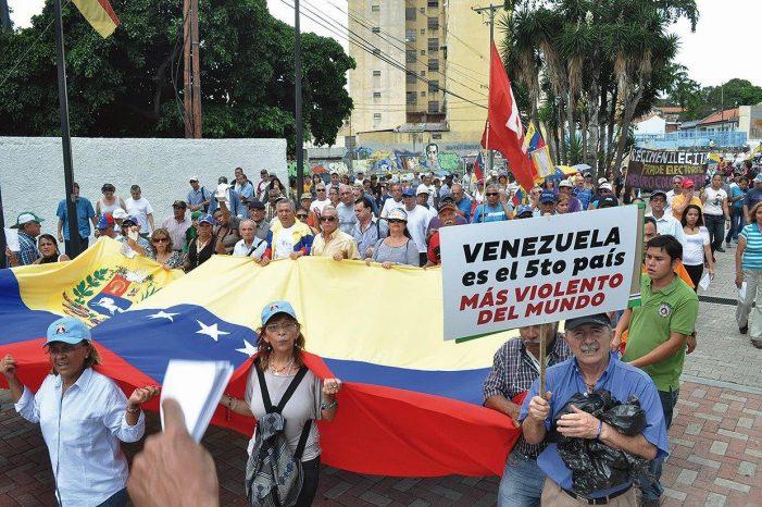 A DRAMÁTICA SITUAÇÃO VENEZUELANA