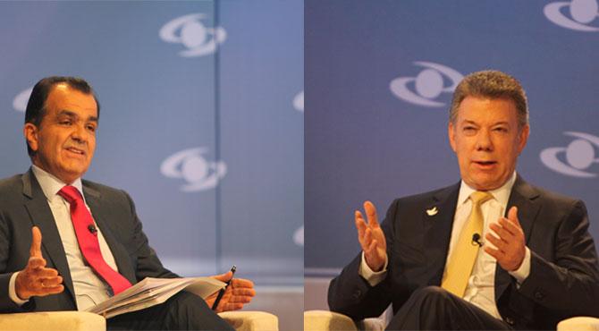 Eleições colombianas, diálogo-show e despenhadeiro