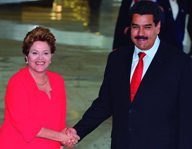 Venezuela à beira do abismo