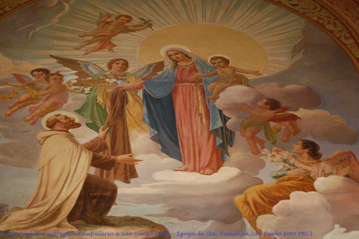 Santo Elias, pai espiritual da Ordem do Carmo