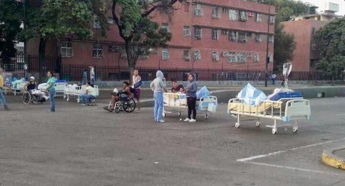 """""""Cubanização"""" dos hospitais venezuelanos"""