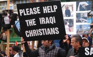 Inúmeras igrejas foram atacadas e destruídas no Iraque nos últimos meses