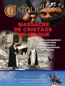 Capa da Revista Catolicismo de setembro/2014