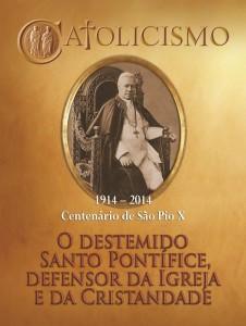 SÃO PIO X — 1914 / 2014
