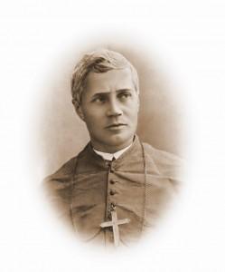 Padre José Sarto, recém ordenado sacerdote, 1858