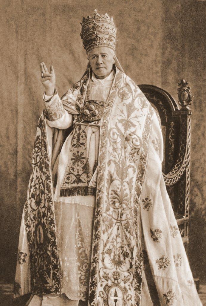 Centenário de falecimento do Papa São Pio X — PARTE I