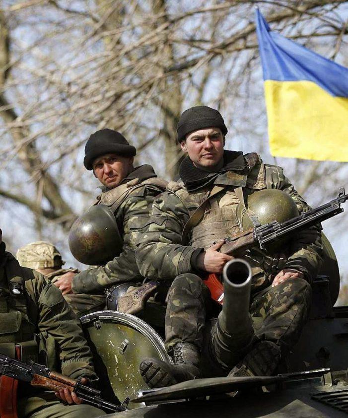 Arcebispo exorta soldados ucranianos a combater com Cristo pela pátria