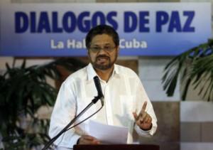 """Márquez, líder terrorista da """"delegação de paz""""... dos guerrilheiros das Farc. Quem acredita em """"paz"""" com terroristas narco-traficantes?"""