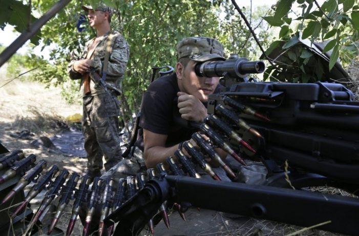 """""""Humanitarismo"""" de Putin é pára-vento para a invasão da Ucrânia"""