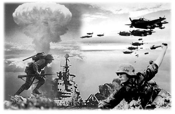 Segunda Guerra Mundial — um prognóstico
