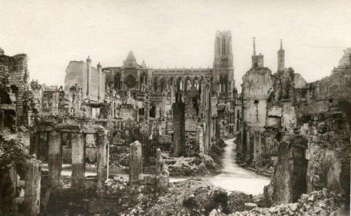 Aos cem anos da Grande Guerra