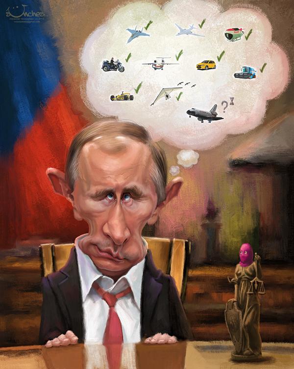 Putin acaricia a opção nuclear contra Ocidente?