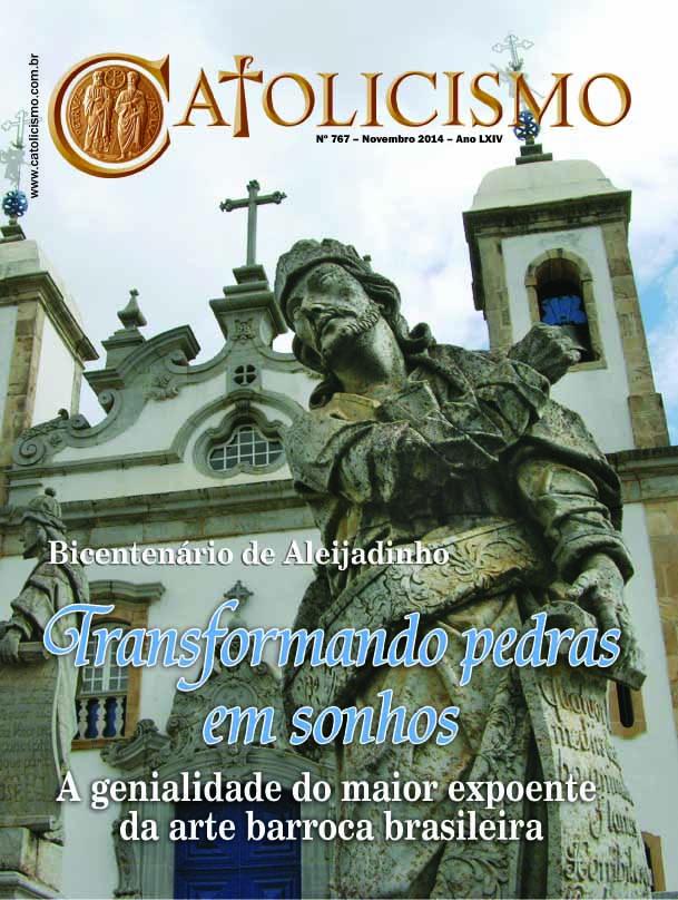 Bicentenário da morte de Aleijadinho