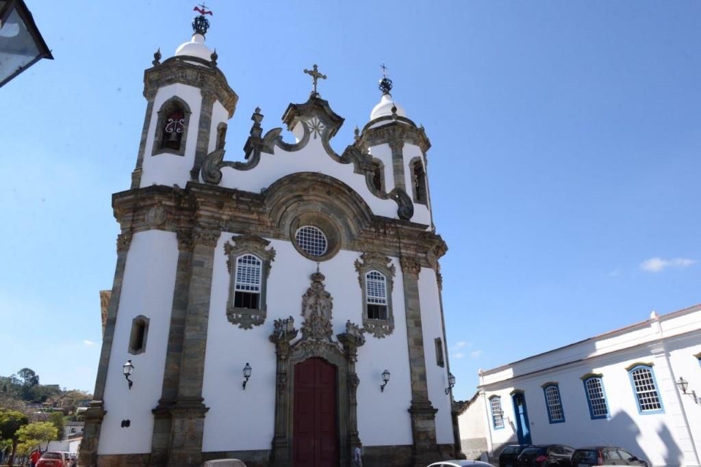 Igreja Na. Sra. do Carmo em São João del Rei