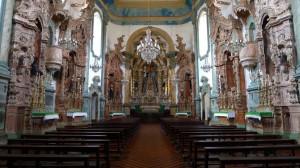 Igreja São Francisco de Assis, em São João del Rei