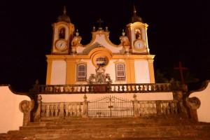 Igreja de Santo Antonio, em  São José del Rei