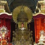 """Catedral de Salta que a """"cultura da morte"""" visava profanar"""