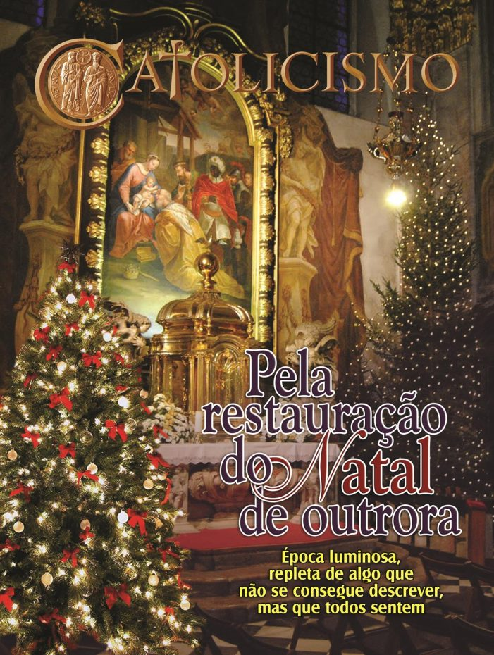 Alegrias de Natal nos bons velhos tempos