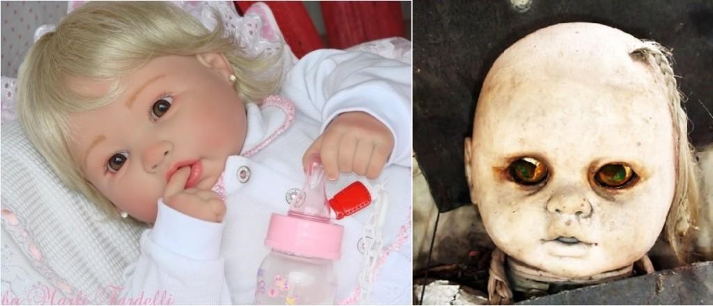 Que boneca você daria para sua filha?