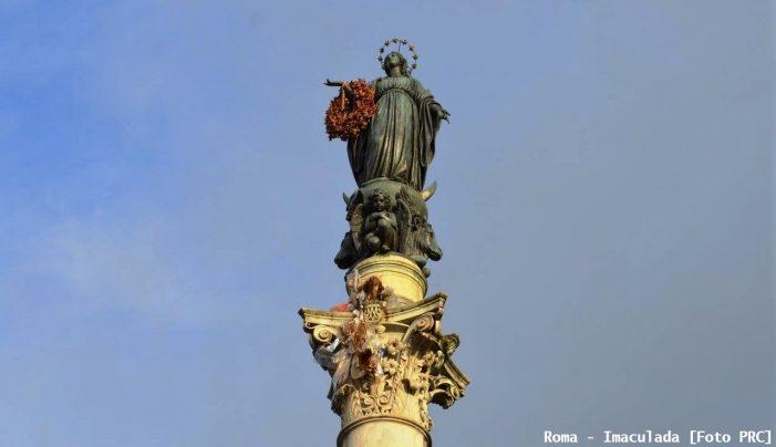 160 anos da proclamação do Dogma da Imaculada Conceição