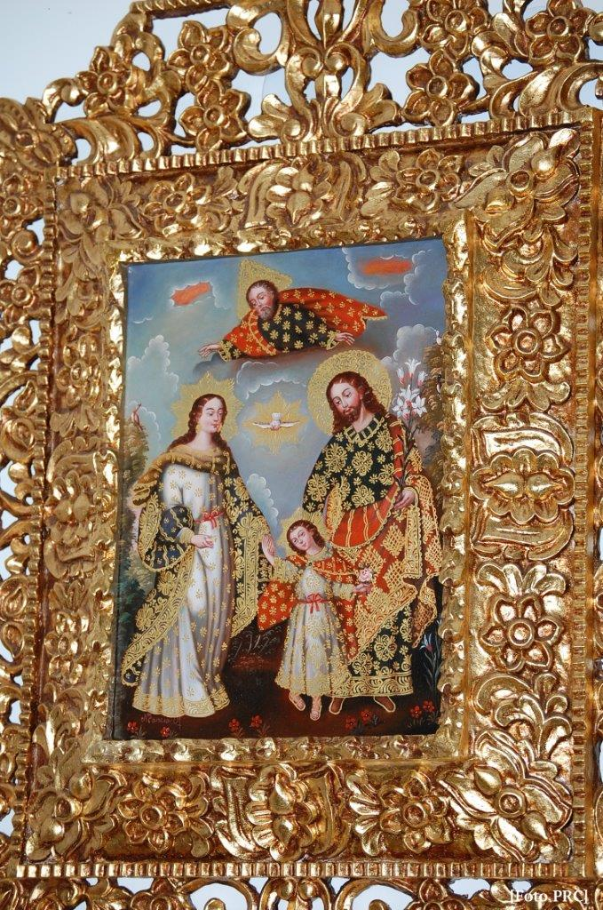 Maria e José: corte e serviço régios