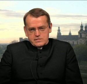 Pe. Dariusz Oko, docente de Teologia na Pontifícia Academia de Cracóvia.