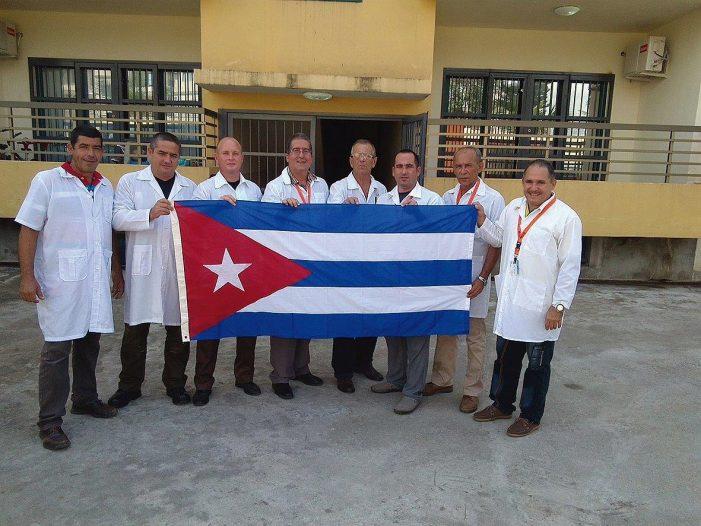 700 médicos cubanos fugiram da Venezuela em 2014
