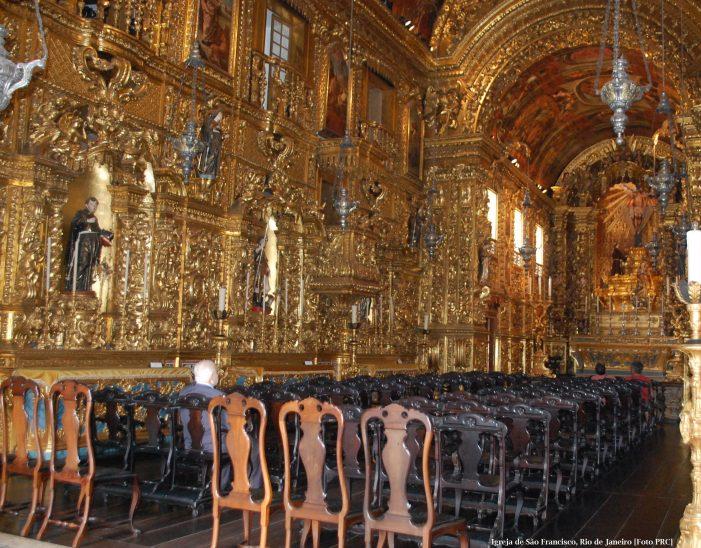 São Francisco de Assis: um culto católico pobre, simples e sem pompa?