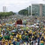 Em Brasília [Foto Lula Marques]