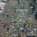 Protesto na cidade do Rio de Janeiro [Foto Tasso Marcelo]