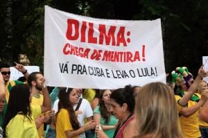 Manifestação em Belo Horizonte [Foto Marcelo Sant´Anna]