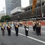 Na Av. Paulista [Foto Diogo Wiki]