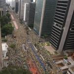 Av. Paulista [Foto Robson Fernandjes]