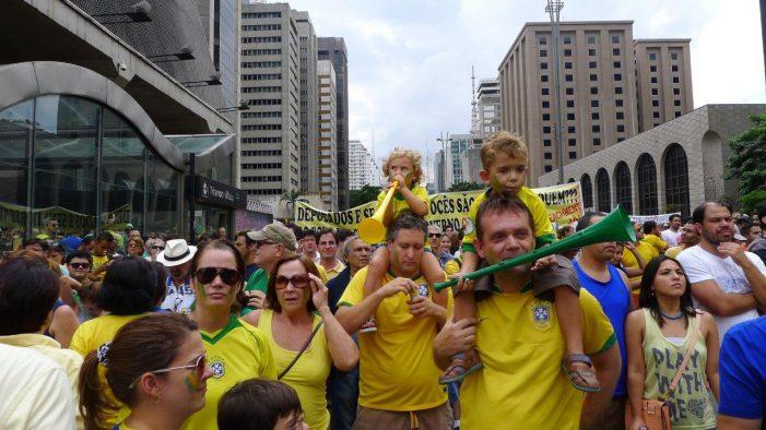 Brasil autêntico e cristão apresentou sua verdadeira face