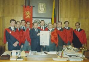 Lituania Delegacao