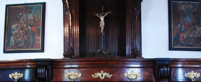 Nosso Divino Redentor — Morreu na Cruz, ressuscitou, subiu ao Céu, mas não cessou seu convívio com os homens