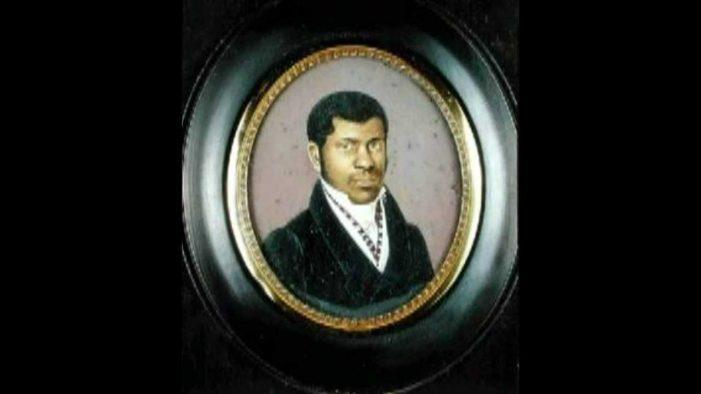 Um preto, pobre e ex-escravo que é exemplo para nós