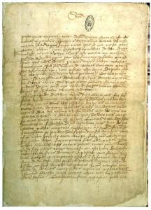 Carta ao rei D. Manuel, comunicando o descobrimento